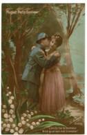 Militair Soldiers Soldat   Couples  / Koppels   Muguet Bonheur - Couples