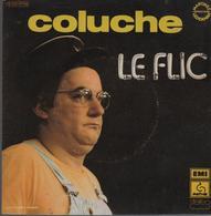Disque 45 Tours COLUCHE - 1975 - Disco, Pop