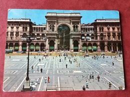 Italia Milano   Piazza Del Duomo. Galleria Vittorio Emanuele 1962 - Milano (Milan)