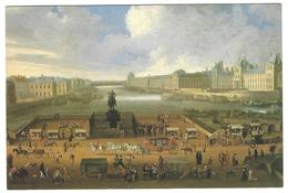 LA SEINE VUE DU PONT NEUF, Musée Carnavalet - Peintures & Tableaux
