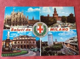 Italia Saluti Da Milano   1979 - Milano (Milan)
