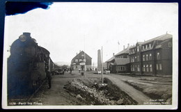 Norge / Norway: Finse, Railway Station  1920 - Noorwegen