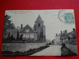 SAINT JEAN DE LA RUELLE L EGLISE LE PRESBYTERE - France