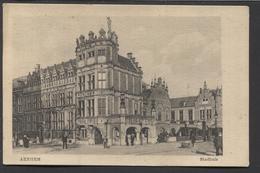 Arnhem Stadhuis  -  Used 1930 - See The 2 Scans For Condition. ( Originalscan !! ) - Arnhem
