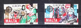 Malta - 1982. Europa. Dichiarazione Dei Diritti Per Gli Isolani. Declaration Of Rights For The Islanders. MNH - Storia
