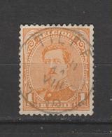 COB 135 Oblitération Centrale TILFF - 1915-1920 Albert I