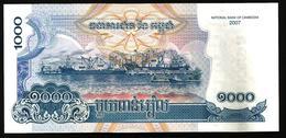 1000 Riels Cambodge 2007 - Cambodia