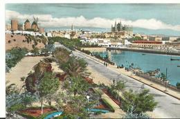 Espagne Malloca Palma  Visita Desde Passeo Maritimo Bateaux - Palma De Mallorca