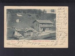 Österreich AK Sollstein-Hütte Am Sollstein 1901 - Österreich