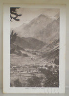 Prali Ghigo  Museo Valdese Val Germanasca Cartolina 1987 - Italien