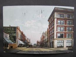 AK HAMMOND Indiana 1910 //  D*36308 - Hammond