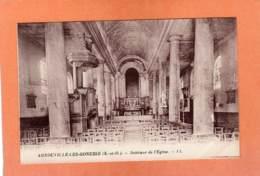 CPA * * ARNOUVILLE-LES-GONESSE * *Intérieur De L'Eglise Saint-Denis - Arnouville Les Gonesses