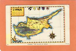 * * CYPRUS * *The Island Of Venus - Chypre