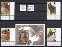 2004 - MONTESERRAT - Catg.. Mi. 1239/1243  - NH - (UP.207.21) - Christmas Island