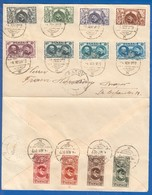 Rumänien; 1927; Briefstück Mit Michel 308/19; 50 Jahre Unabhängigkeit; Stempel 4.08 1927 Brasov - Briefe U. Dokumente