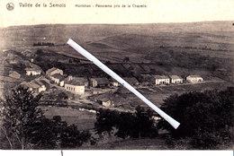 Vallée De La Semois - MORTEHAN - Panorama Pris De La Chapelle - Bertrix