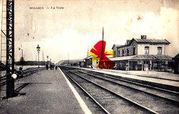 MELREUX - La Gare - Hotton