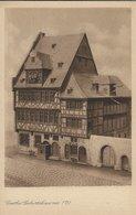 Frankfurter Goethemuseum. Goetes Geburtshaus Vor 1735.  Germany.  S-4666 - Museum
