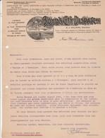 Etats Unis Lettre Illustrée 1/7/1905 BOYD'S CITY DISPATCH Agence Récxlame  Publicité Pour Monde NEW YORK - United States