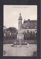 Epizon (52) Le Monument Aux Morts ( Cliché Durey Joinville) - Autres Communes
