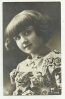 DONNA PRIMO PIANO D'EPOCA 1927 VIAGGIATA FP - Mujeres