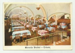 TRIESTE - BIRRERIA DREHER - VIAGGIATA FG - Trieste (Triest)