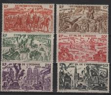 OCE 2 - OCEANIE PA 20/25 Neufs* Tchad Au Rhin - Oceania (1892-1958)