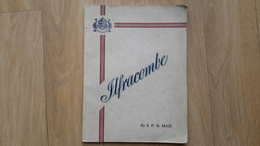 REVUE TOURISTIQUE DE 95 PAGES DE 1935 ET CARTE - ILFRACOMBE - ENGLAND - ANGLETERRE - Livres, BD, Revues