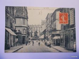 PARIS-Rue De L'ouest Prise De La Rue Sauvageot - Distretto: 14
