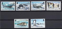1992 - TERR.ANTARTICO BRITANNICO - Catg.. Yv. 213/218  - NH - (UP.207.21) - Territorio Antartico Britannico  (BAT)