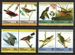 Tuvalu Niutao - Cinderella John James Audubon Uccelli Birds MNH ** - Viñetas De Fantasía