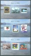 NEW ZEALAND - 2007 - MNH/** - BEST OF 2006 - Mi  3 MINISHEET BLOC Mi A212 C212 -  Lot 18933 - PLEASE SEE DESCRIPTION - Blocs-feuillets
