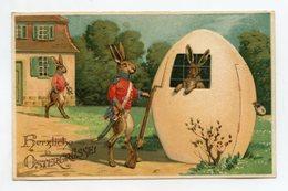 Joyeuses Pâques  Lapin  Oeuf . Happy Easter Rabbit Bunny Egg  Frohe Ostern. Kaninchen - Pâques