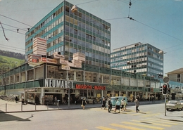 St Gallen - Neumarkt 1971 - SG St. Gall