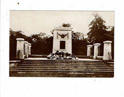 Cpa Carte Photo FALKIRK Memorial War Monument Aux Morts Mémorial 984-09 JV - Monuments Aux Morts