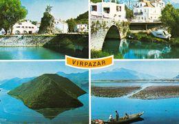 1 AK Montenegro * Ansichten Von Virpazar - Der Ort Liegt Am See Skutarisee - Einer Der Größten Seen Südeuropas * - Montenegro