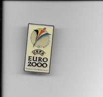 PIN'S EURO 2000 LOGO - Football