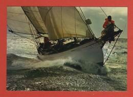 CP43 SPORT VOILE 6001 Passion De La Voile Arthaud Cahier Du Yachting - Voile