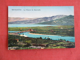 Beyrouth Le Fleuve De Beyrouth >-   Ref 3144 - Lebanon
