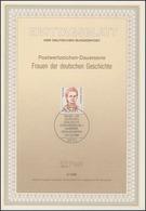 ETB 06/1989 Frauen Der Geschichte: Ihrer - [7] República Federal