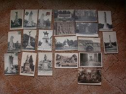 LOT 20  CPA   Monuments Aux Morts - Monuments Aux Morts