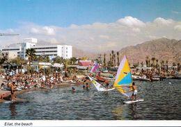 1 AK Israel * Der Strand Von Eilat * - Israel