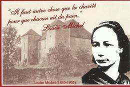 2- Louise MICHEL, Vroncourt- Haute-Marne - Autres Communes
