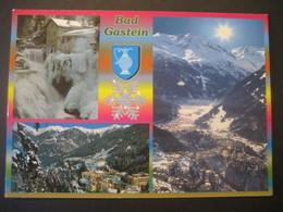 Österreich- AK Bad Gastein, Weltberühmter Kurort - Bad Gastein