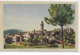 CARD BUSSANA  VECCHIA DISTRUTTA DAL TERREMOTO NEL 1887   (IMPERIA) FP-N  -2-   0882- 28587 - Imperia