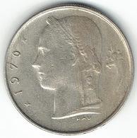 Belgium, 1 Franc 1970 (FR) - 1951-1993: Baudouin I