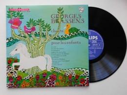 GEORGES BRASSENS (chante Pour Les Enfants)  - Vinyle 33 Tours 25 Cm - Bon état (Lot 145) - Autres - Musique Française