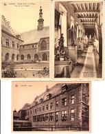 Lessines - 3 Cartes Hôpital ND De La Rose - Nels - Thill - Foucart - Lessen