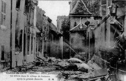 B55791 Militaire - Guerre 1914 - Soissons - Autres