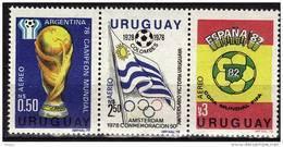 URUGUAY  PA     * *    Cup 1978  Football Soccer Fussball - Fußball-Weltmeisterschaft